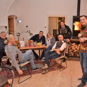 Künstler-Lounge